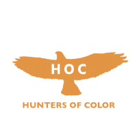 Hunters of Color logo