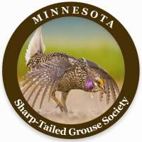 Minnesota Sharp-tailed Grouse Society logo