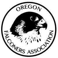 Oregon Falconers Association logo