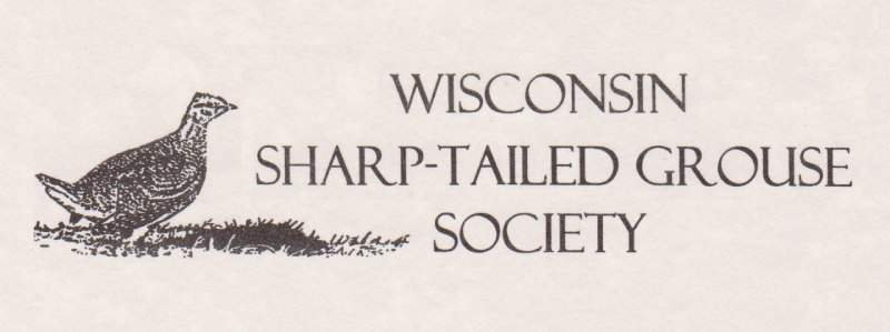 Wisconsin Sharp-tailed Grouse Society logo